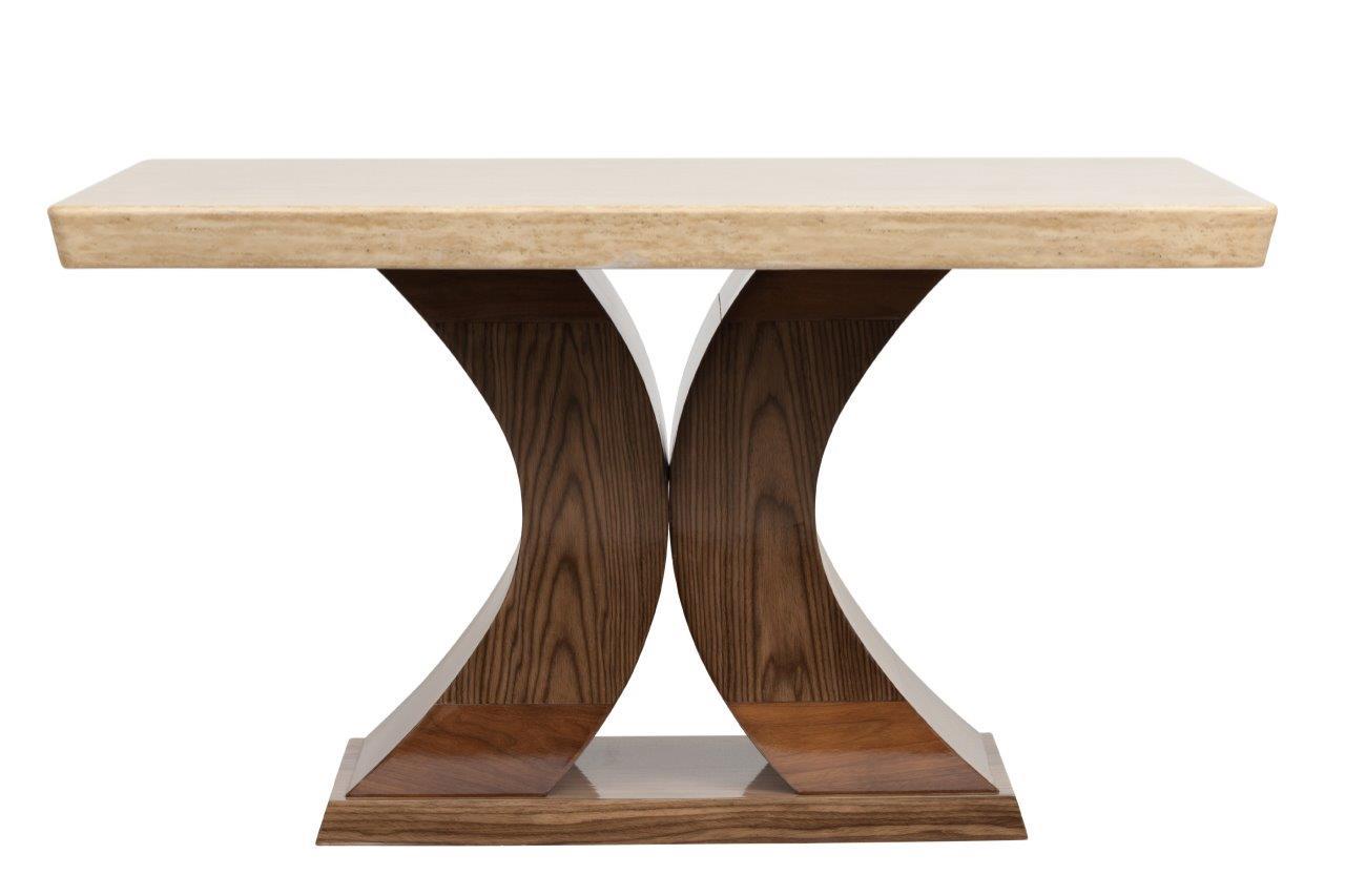 Купить Обеденный стол мраморный Fabrice Medio в интернет магазине дизайнерской мебели и аксессуаров для дома и дачи