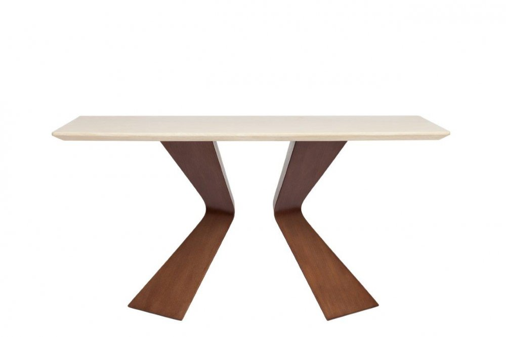 Обеденный стол мраморный Starck Medio