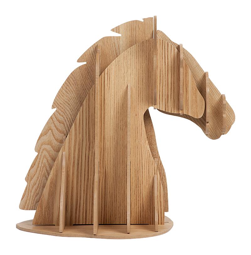 Купить Декоративная голова лошади Vixen Brown в интернет магазине дизайнерской мебели и аксессуаров для дома и дачи