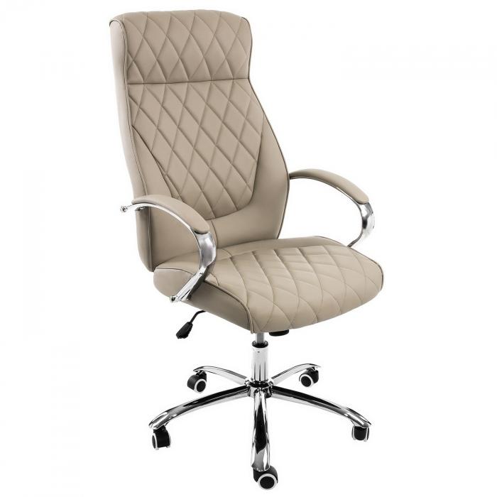 Компьютерное кресло Monte серое