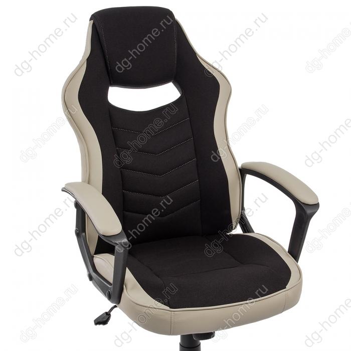 Компьютерное кресло Gamer черное / серое