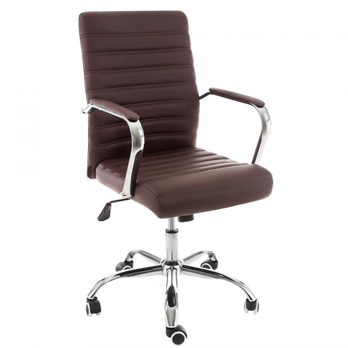 Компьютерное кресло Tongo коричневое