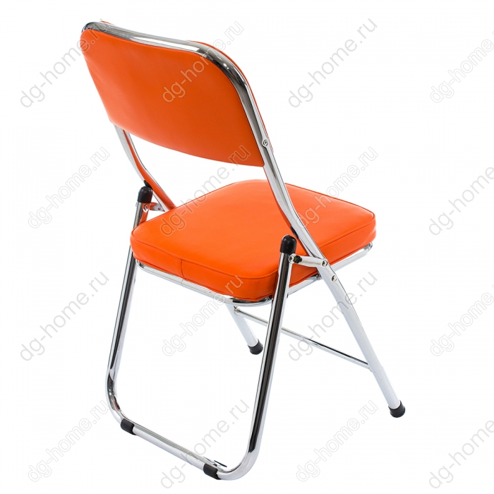 Стул Chair раскладной оранжевый