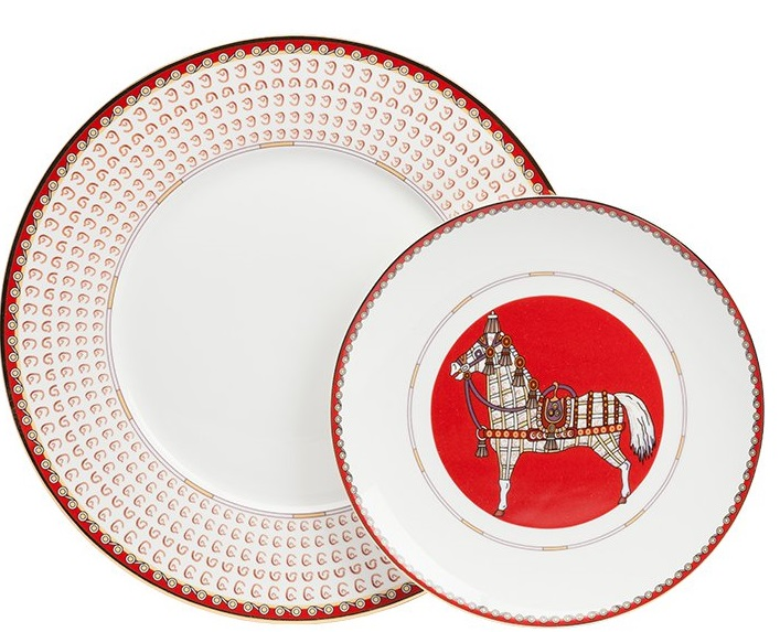 Комплект тарелок Zanotty (30.5 см) от DG-home