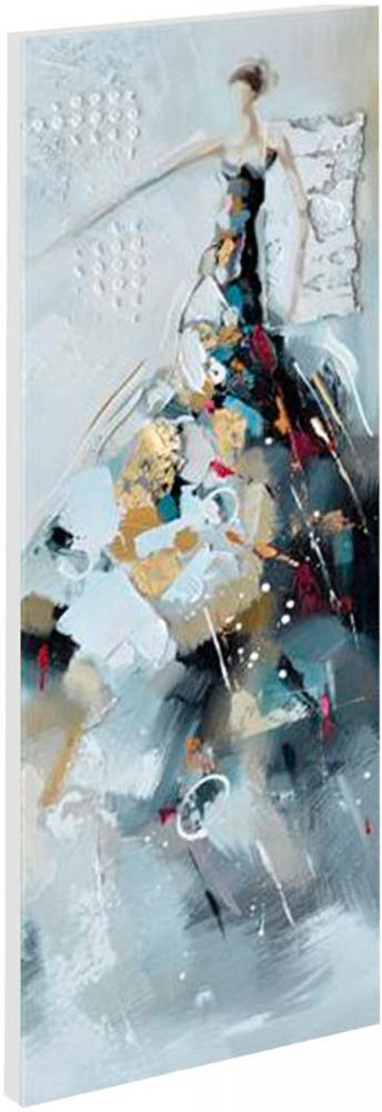 Картина маслом  Танцующая Дама