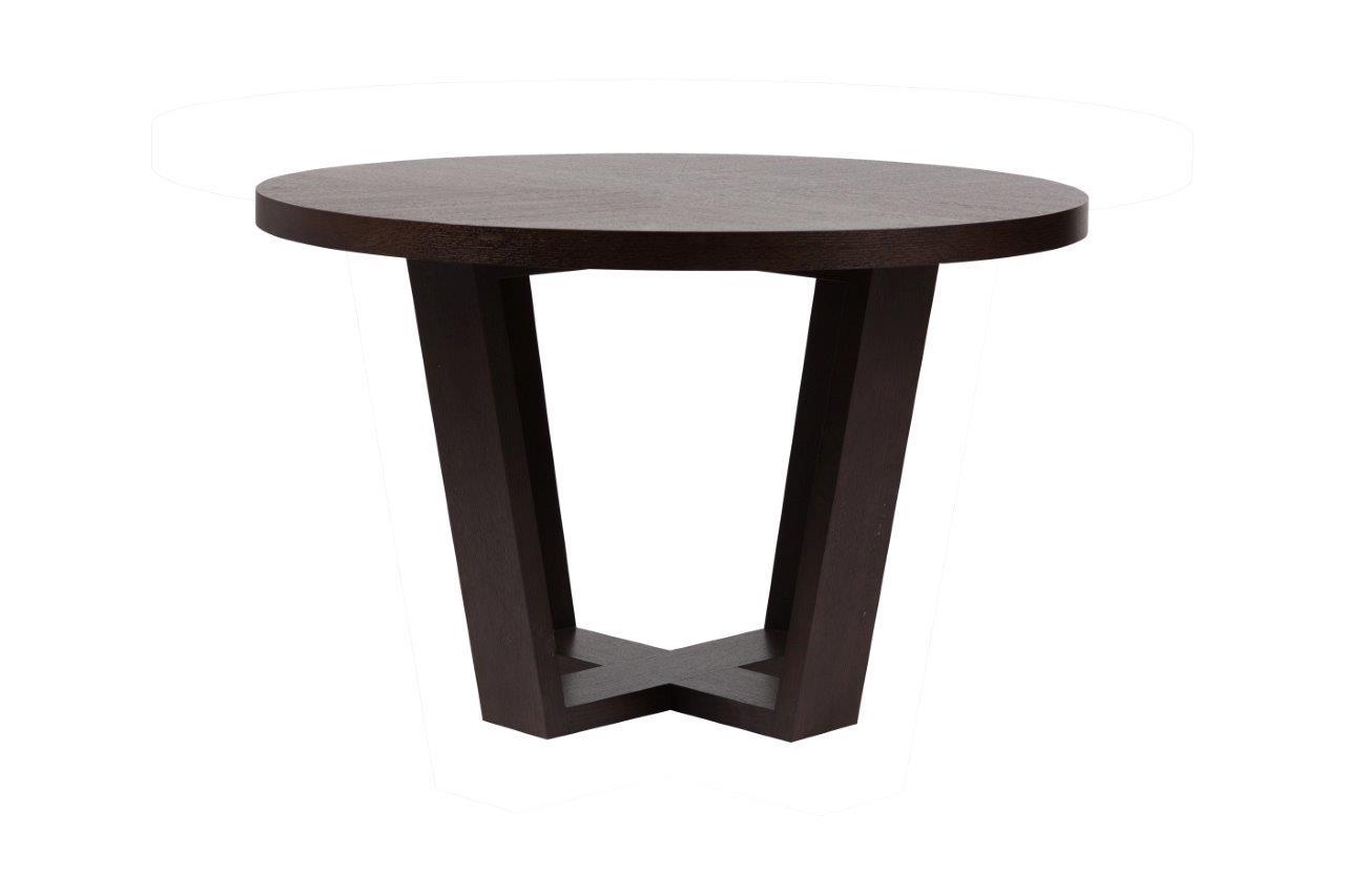 Купить Обеденный стол Joseph Малый Коричневый в интернет магазине дизайнерской мебели и аксессуаров для дома и дачи