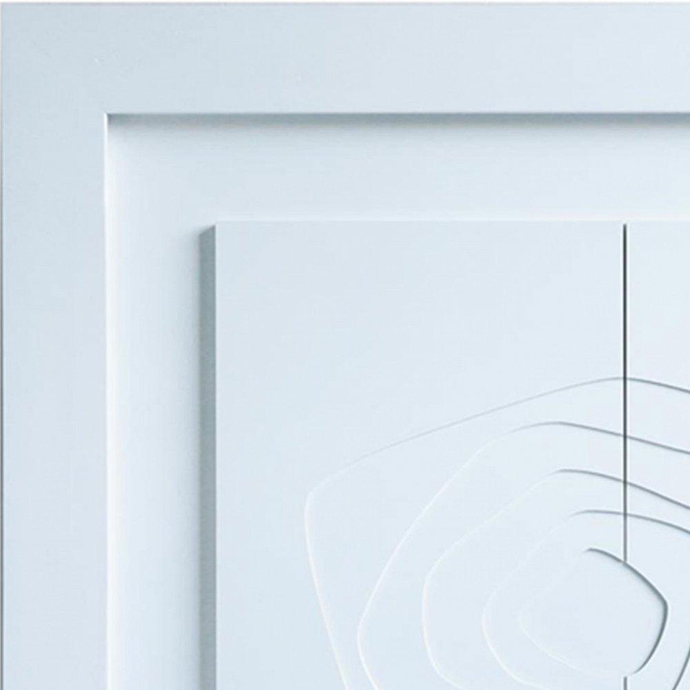 Панно-картина на стену White kvadro