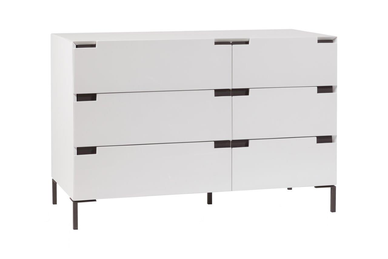 Купить Тумба Miramonte White Varnish в интернет магазине дизайнерской мебели и аксессуаров для дома и дачи