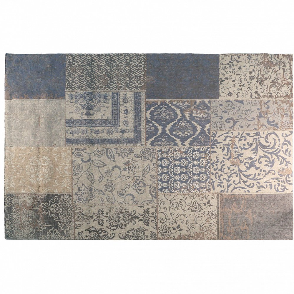SPIROS Carpet 160x230 Синель Синий AA0115J26 от La Forma (ex Julia Grup)