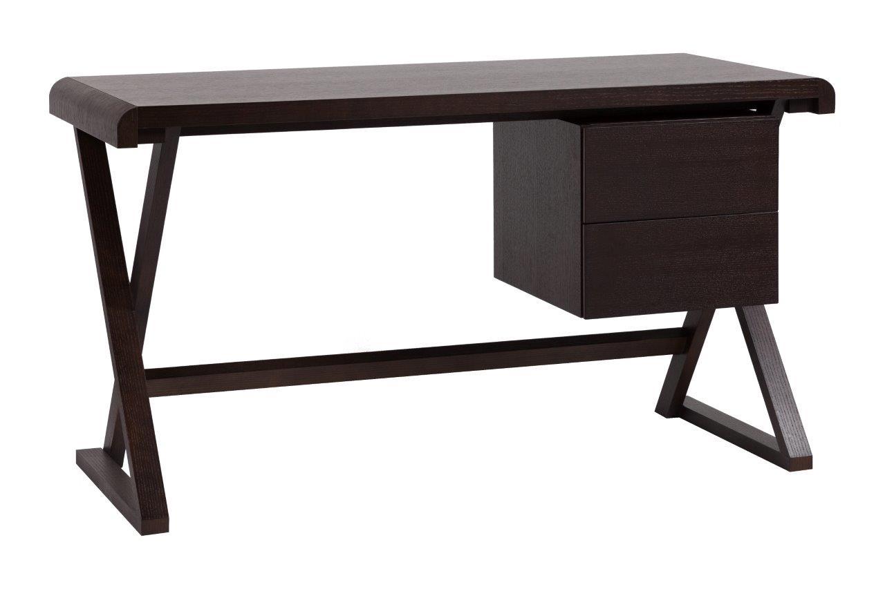 Купить Рабочий стол Preston Brown в интернет магазине дизайнерской мебели и аксессуаров для дома и дачи