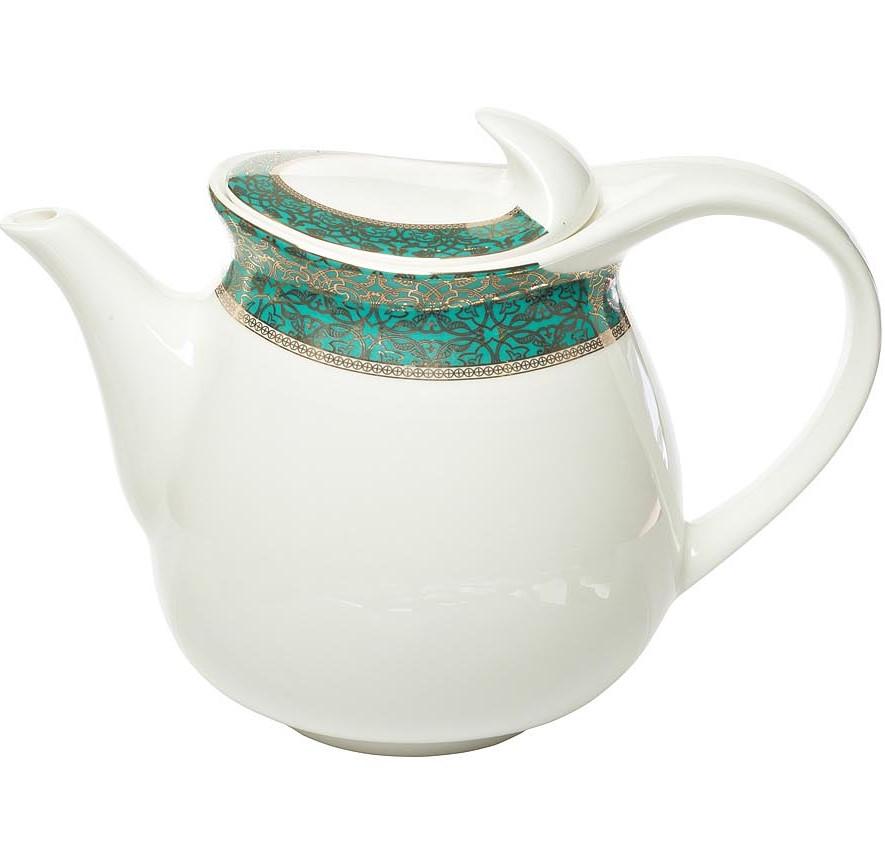 Чайник заварочный 1,5л цвет бирюзовый
