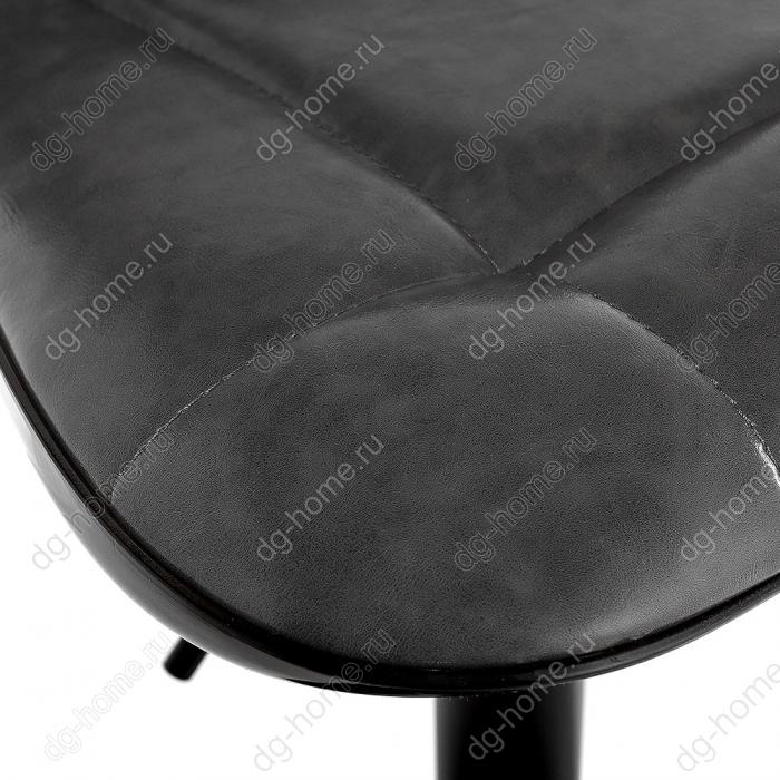 Барный стул Domus черный / коричневый