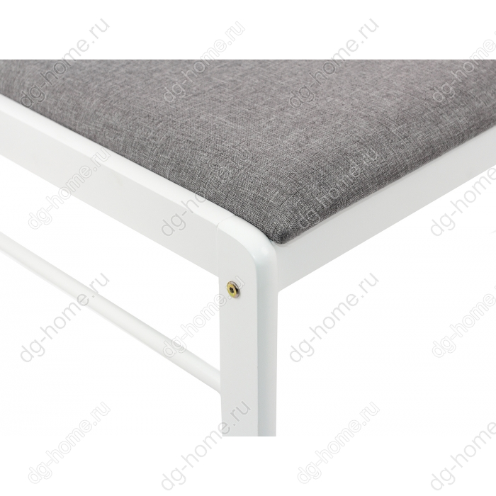 Стул деревянный Camel white / light grey
