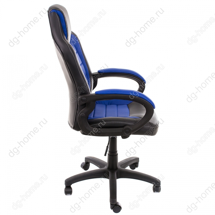 Компьютерное кресло Kadis темно-синее / черное