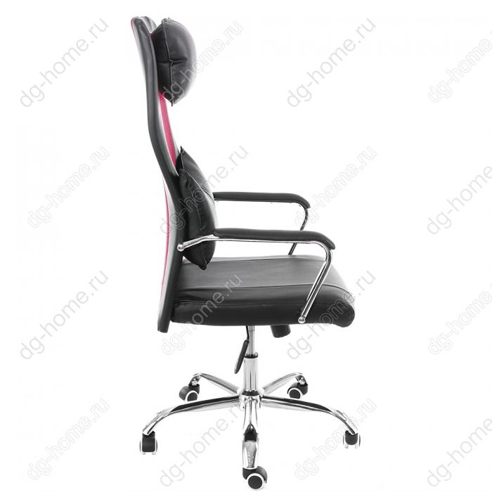 Компьютерное кресло Unic черное / фиолетовое