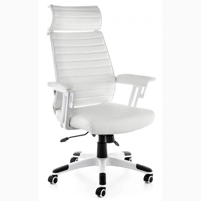 Компьютерное кресло Sindy белое