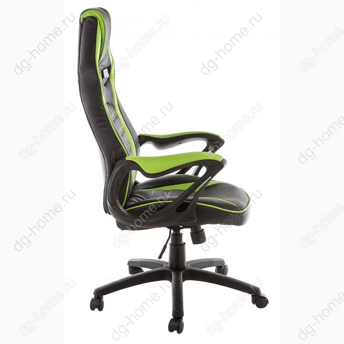 Компьютерное кресло Monza черное / зеленое
