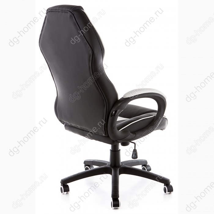 Компьютерное кресло Danser черное / белое
