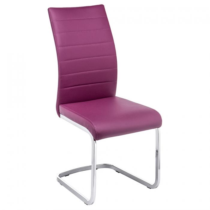 Стул Basit фиолетовый