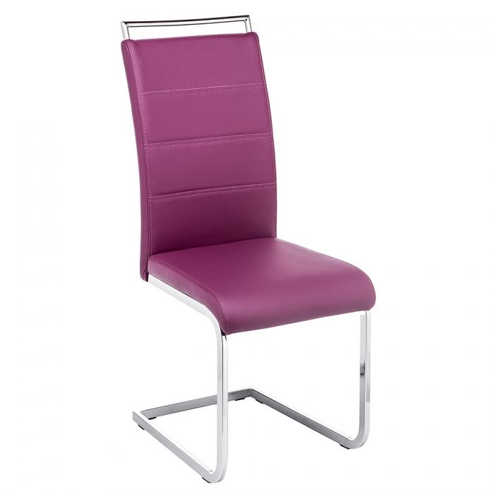 Стул Oddy фиолетовый