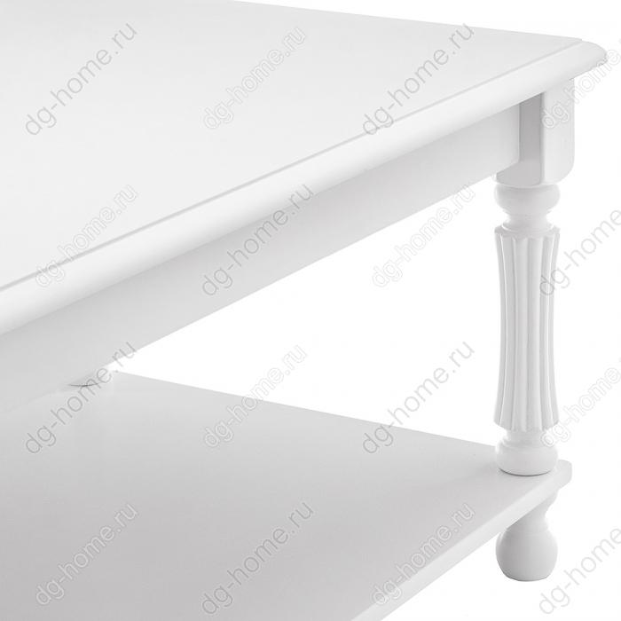 Журнальный стол Vivat white