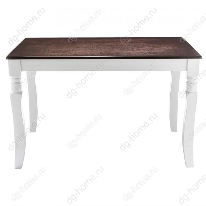 Стол деревянный Provance white / oak