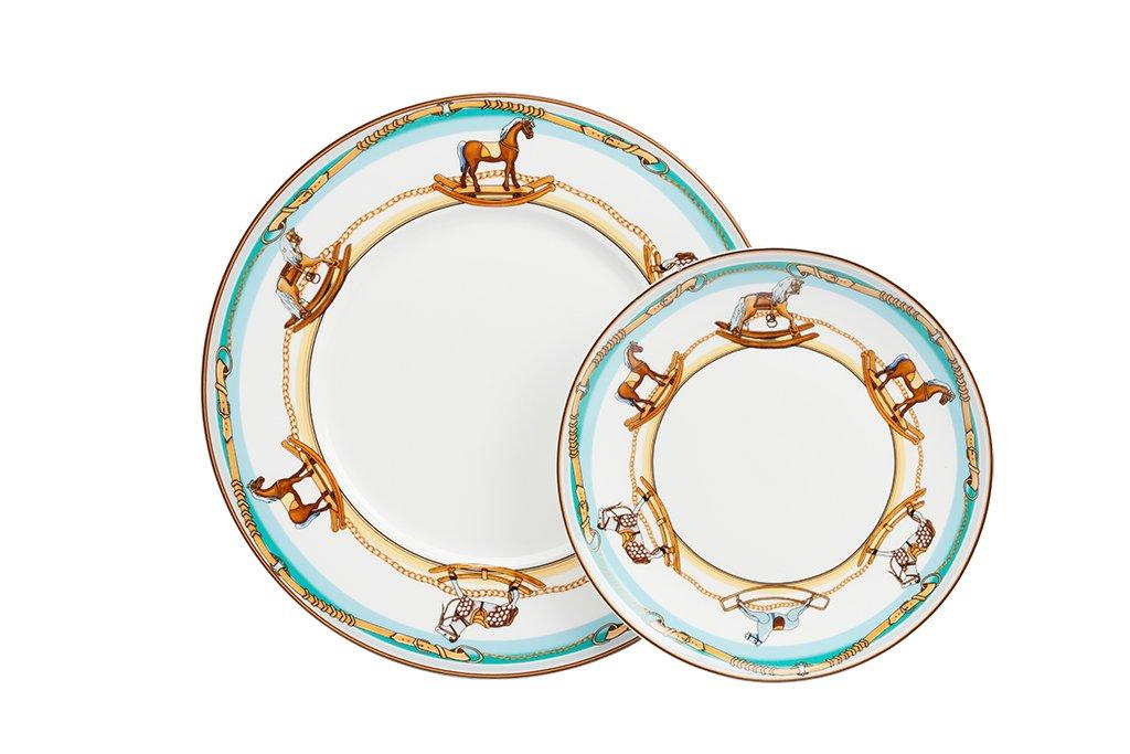Купить Комплект тарелок Maradona в интернет магазине дизайнерской мебели и аксессуаров для дома и дачи