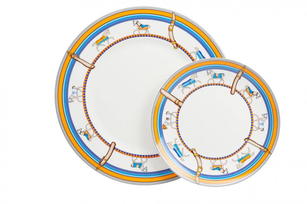 Комплект тарелок Saltos от DG-home
