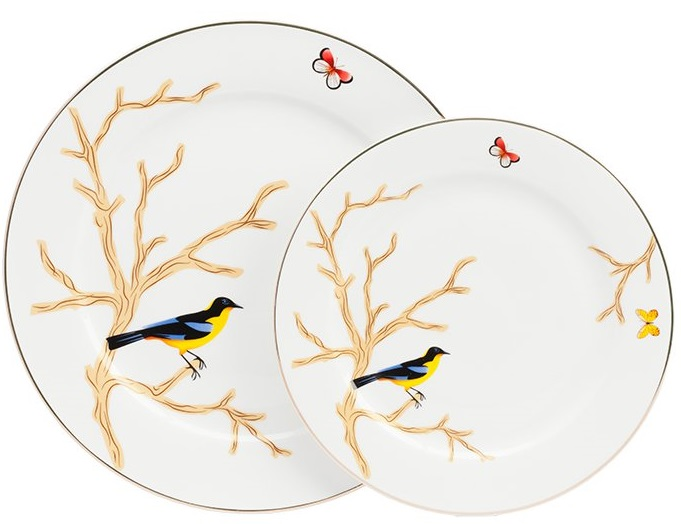 Комплект тарелок Timouse от DG-home