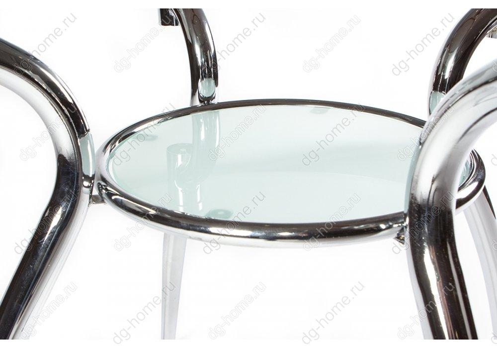 Стол стеклянный Kurt 90