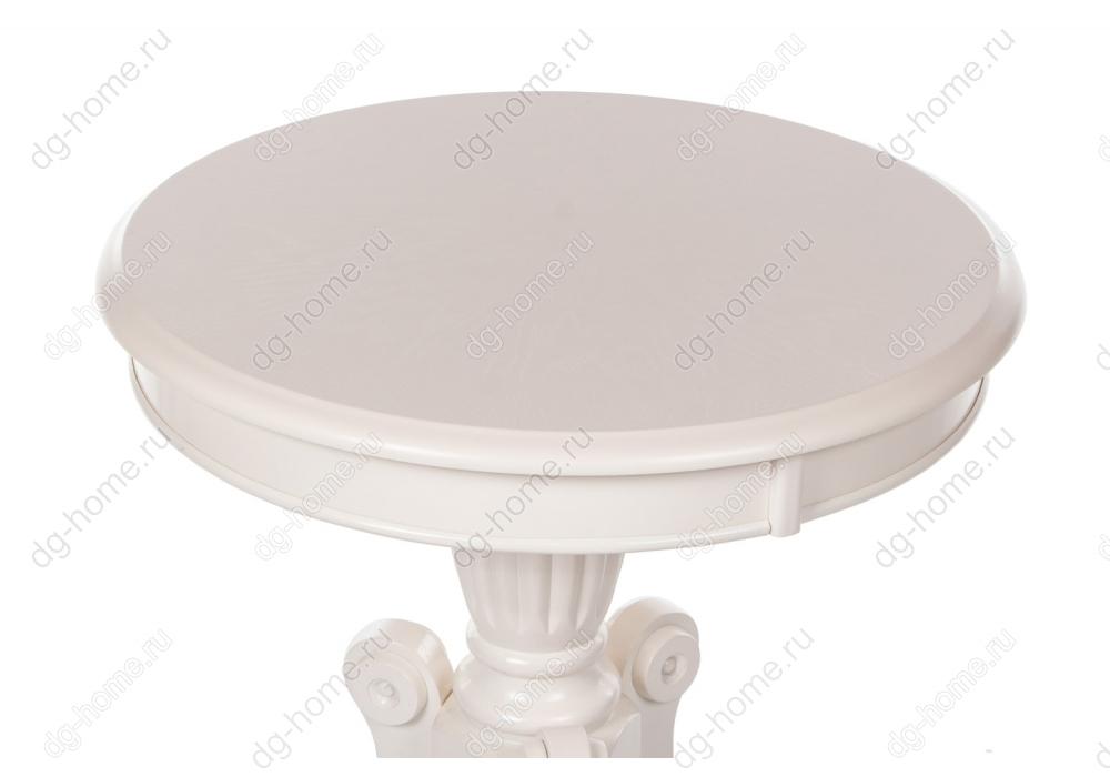 Журнальный стол MOON butter white
