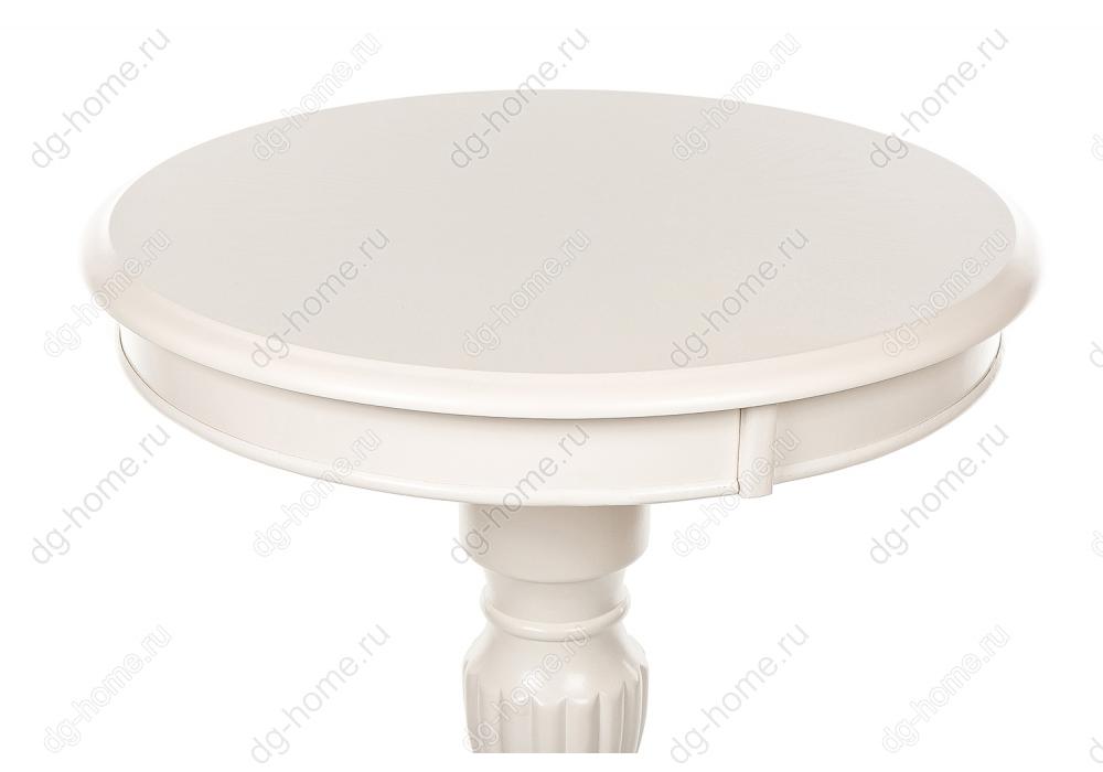 Журнальный стол MOON 2 butter white