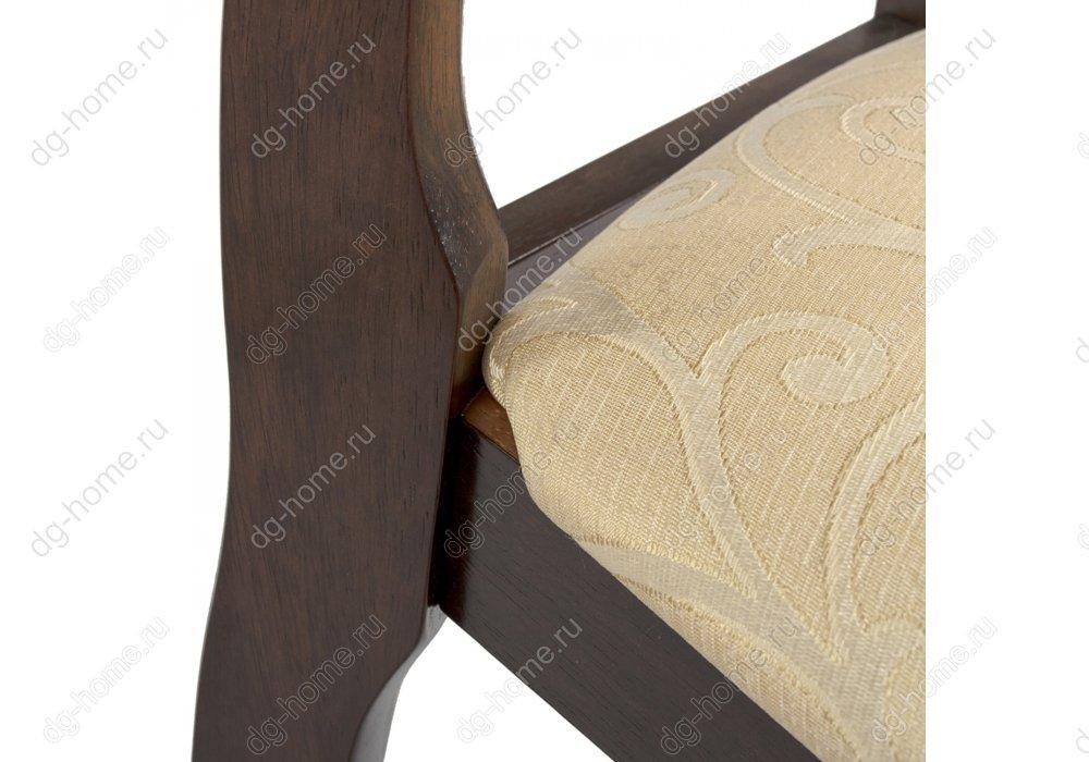 Стул деревянный MN Milano тобакко