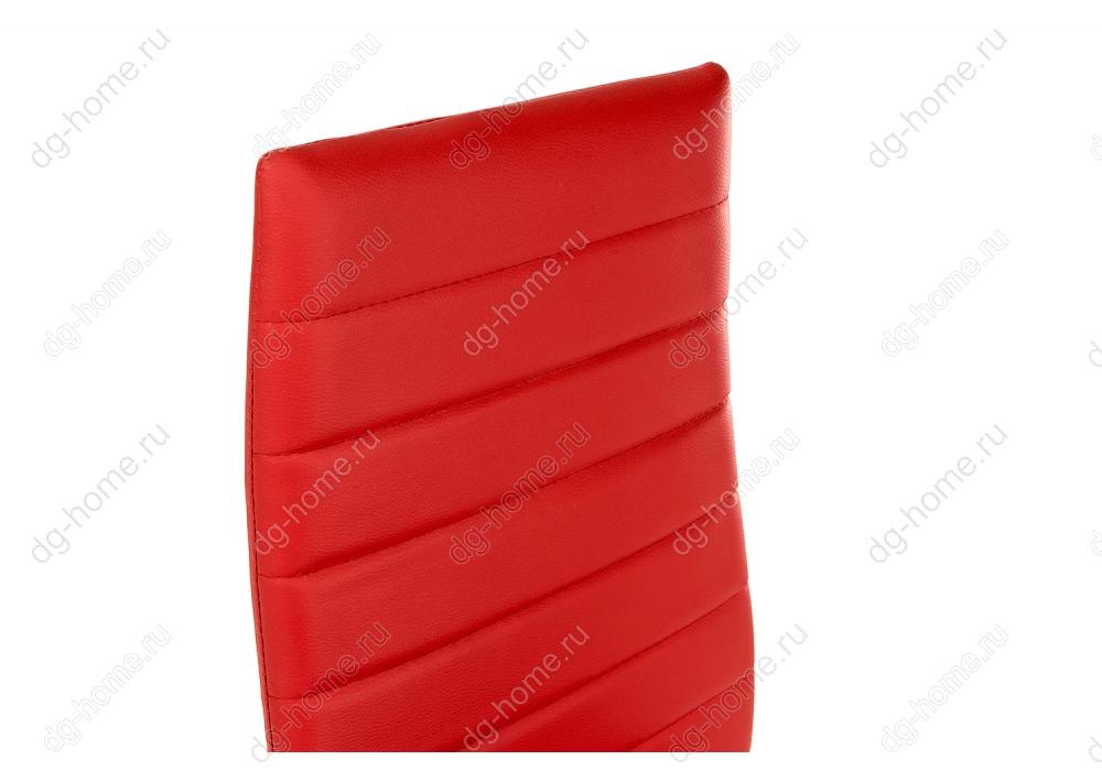 Стул DC2-001 красный разборный