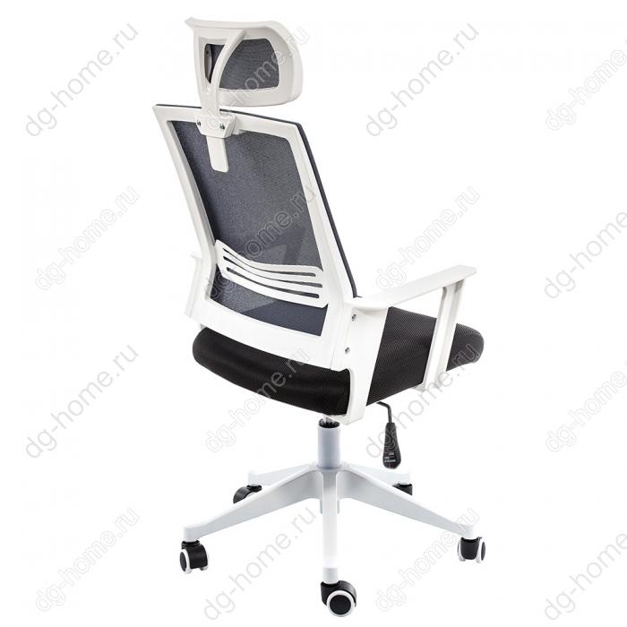 Компьютерное кресло Dreamer белое / черное / серое