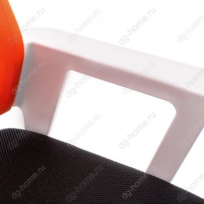 Компьютерное кресло Dreamer белое / черное / оранжевое