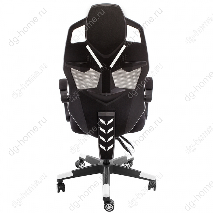 Компьютерное кресло Knight черное / серое