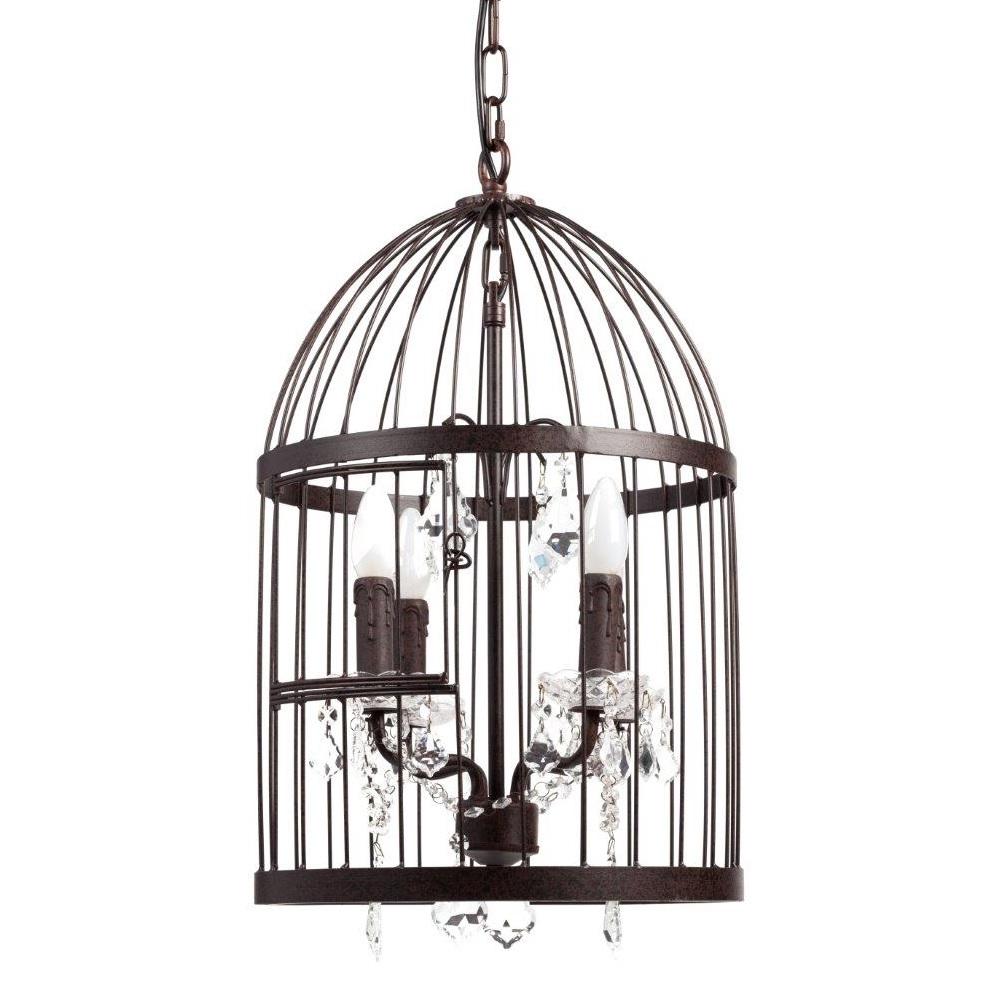 Люстра Vintage Birdcage (51*34*54)