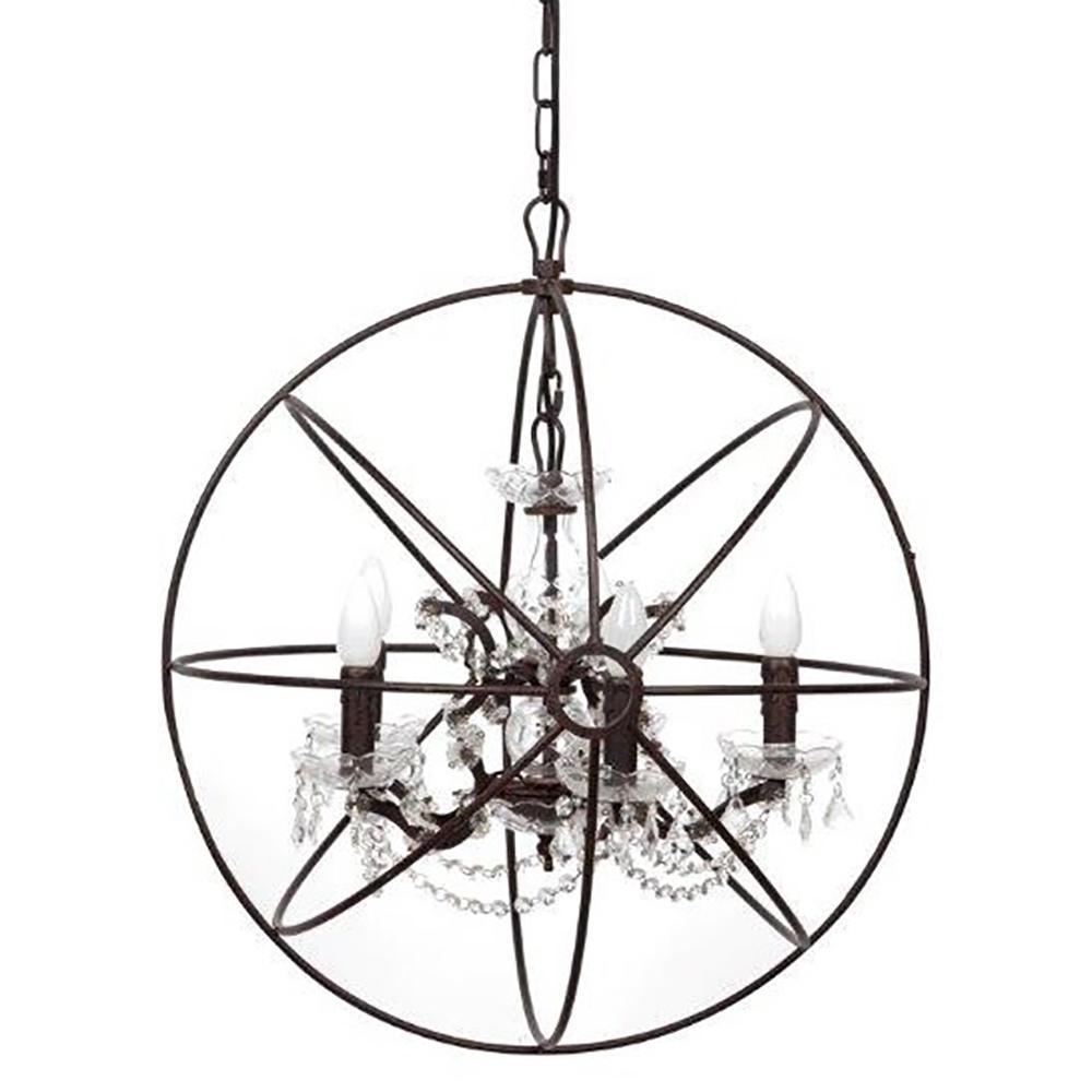Люстра Foucault's Orb Crystal (60*55*50)