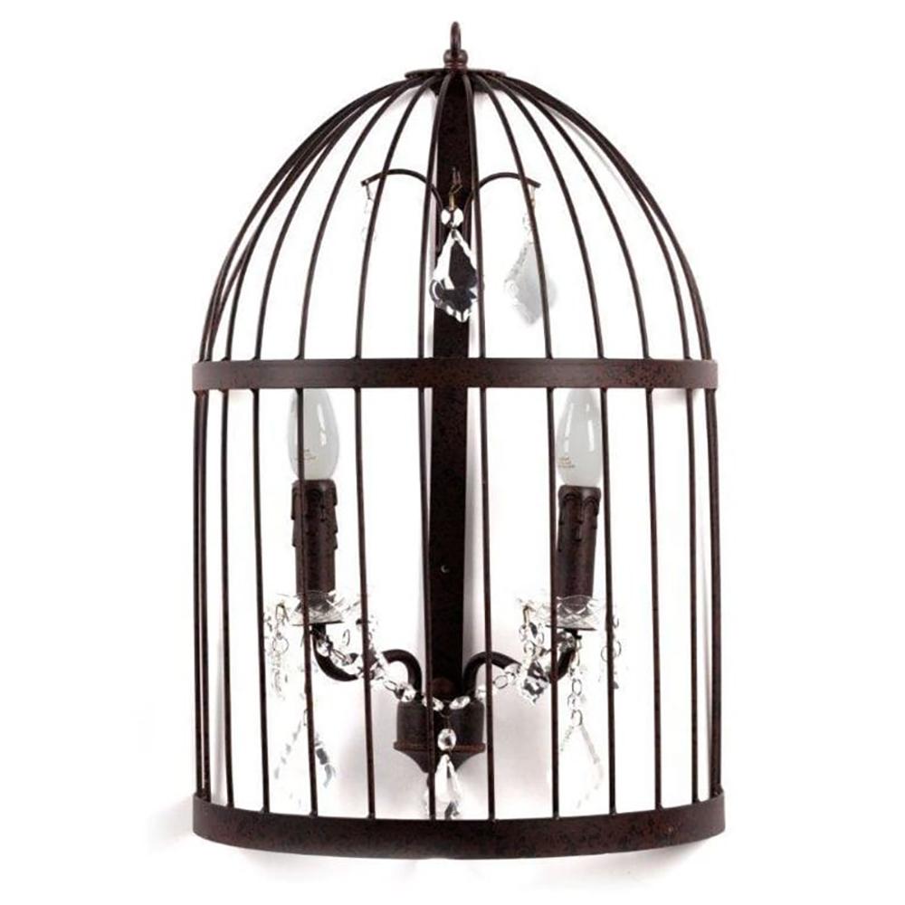 Настенный светильник Vintage Birdcage (35*20*55), DG-LL158 от DG-home
