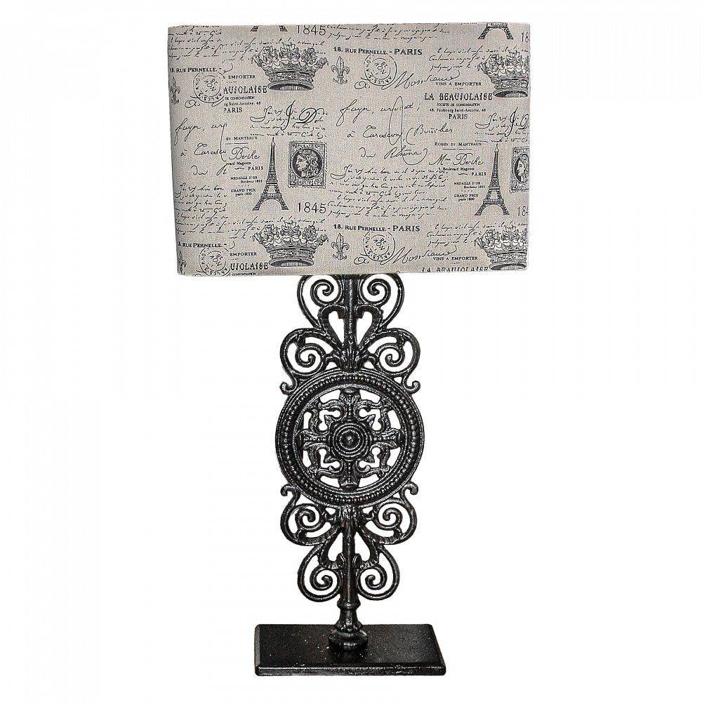 Напольный светильник Parisian Iron Gate, DG-TL92