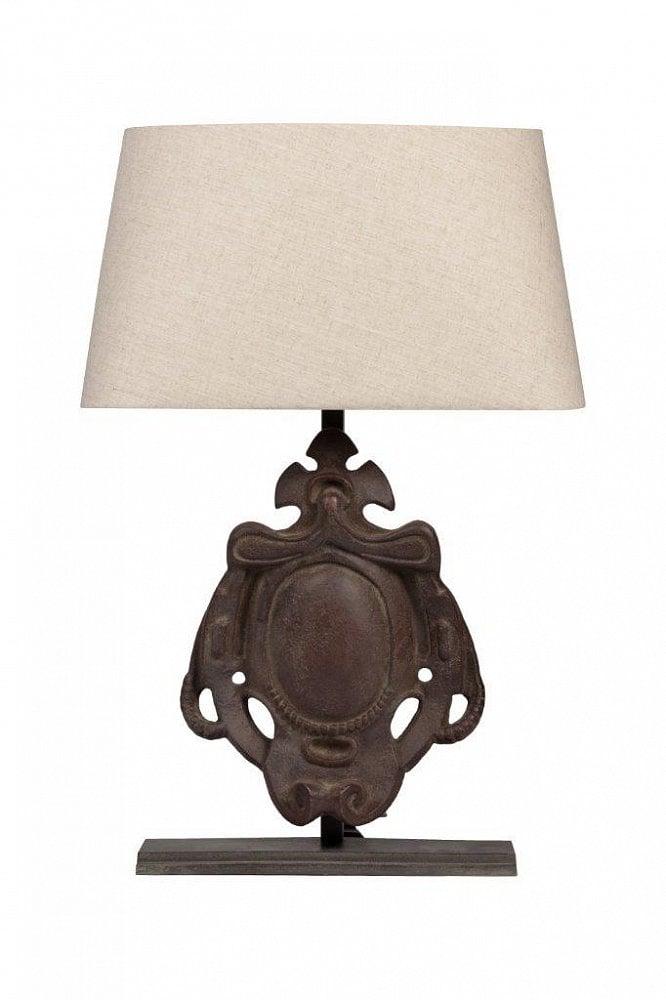Напольный светильник Bruges Iron Shield Artifact