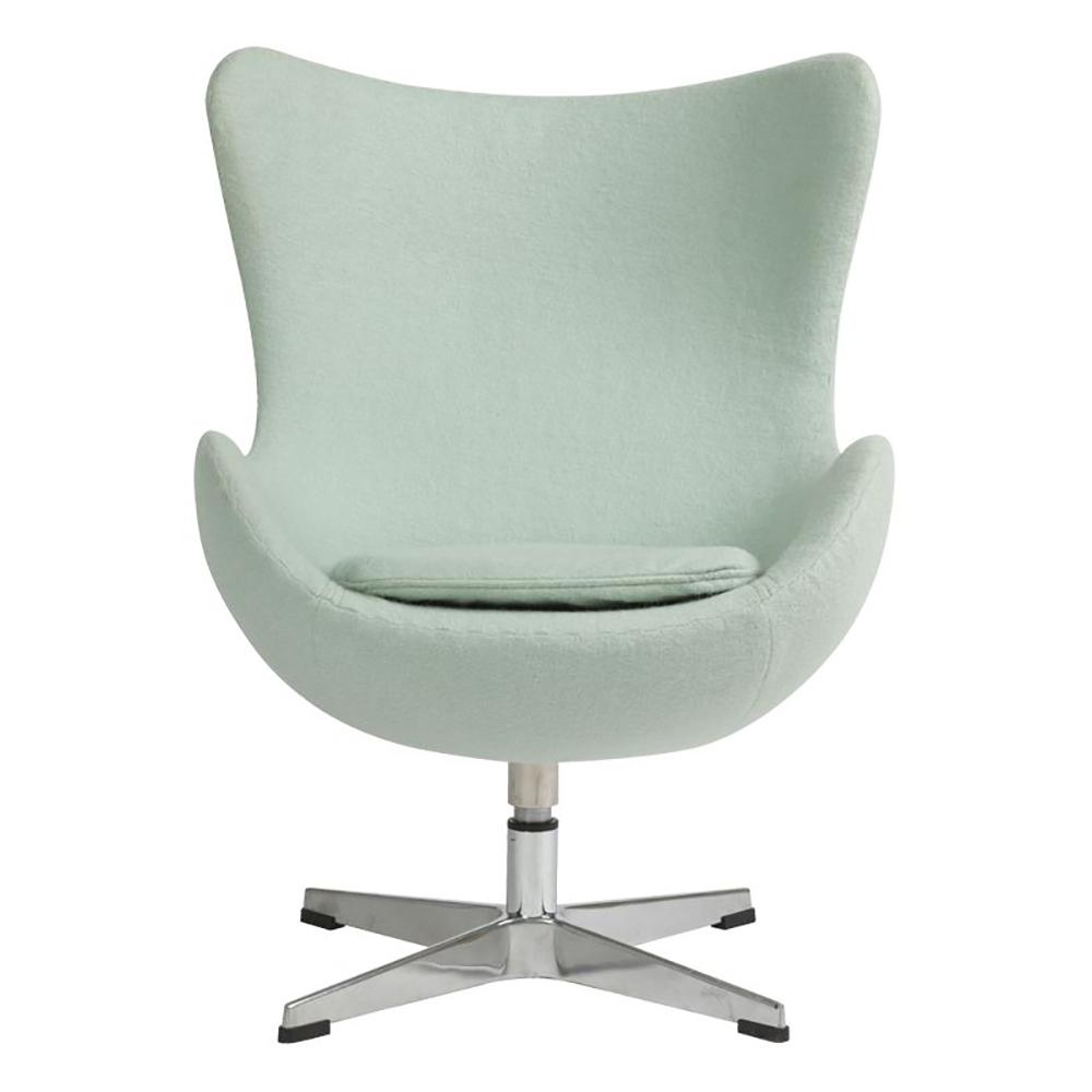 Купить Детское кресло Egg Chair Тиффани 100% Шерсть в интернет магазине дизайнерской мебели и аксессуаров для дома и дачи