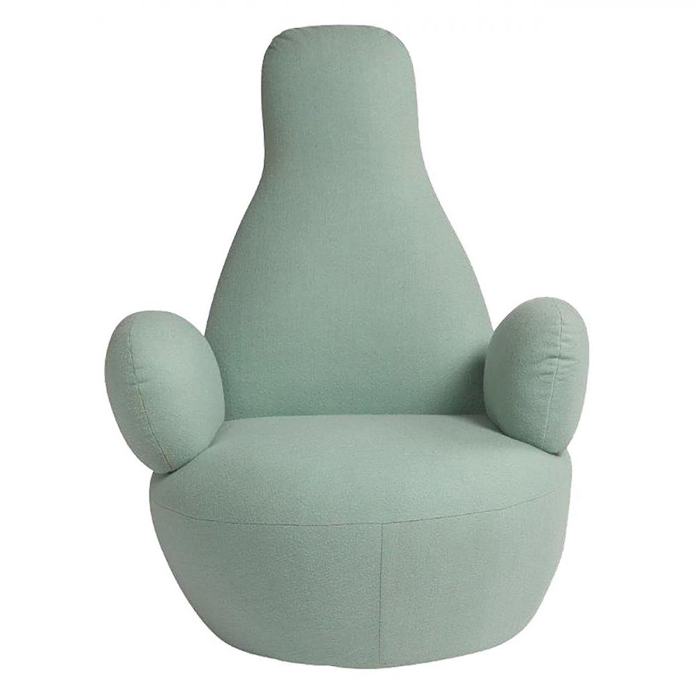 Кресло Bottle Chair Цвета Тиффани Кашемир камилла де ла бедуайер луис комфорт тиффани лучшие произведения