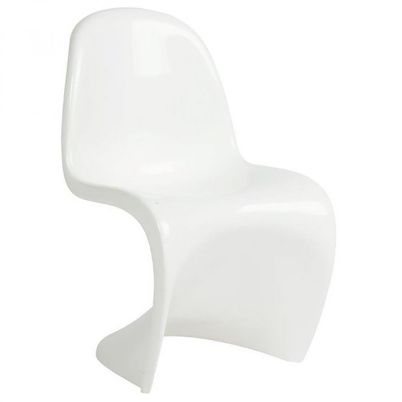 Купить Детский стул Pantone Белый в интернет магазине дизайнерской мебели и аксессуаров для дома и дачи