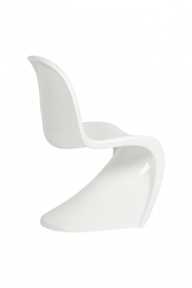 Детский стул Pantone Белый