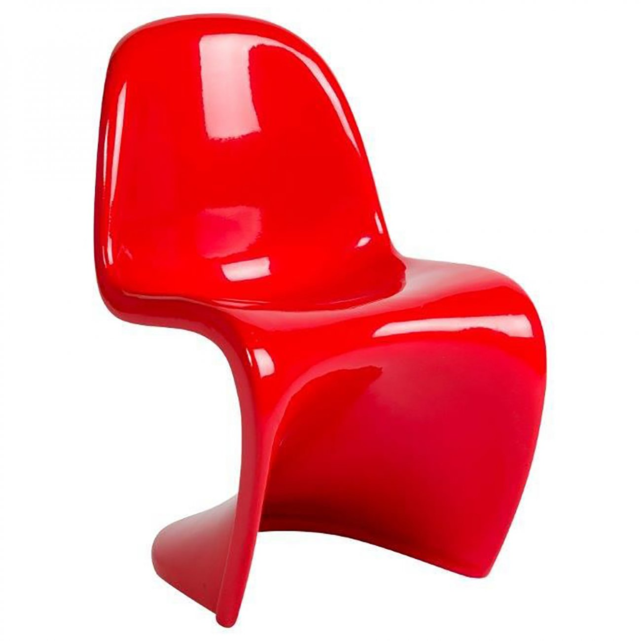 Купить Детский стул Pantone Красный в интернет магазине дизайнерской мебели и аксессуаров для дома и дачи