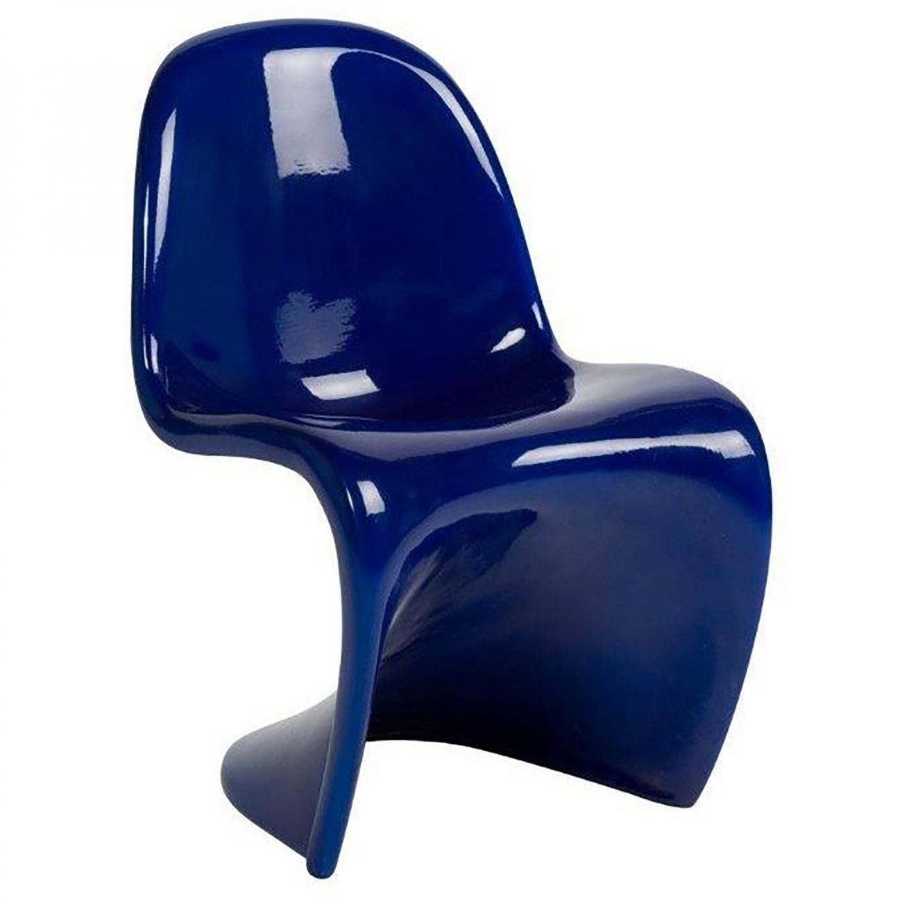 Купить Детский стул Pantone Синий в интернет магазине дизайнерской мебели и аксессуаров для дома и дачи