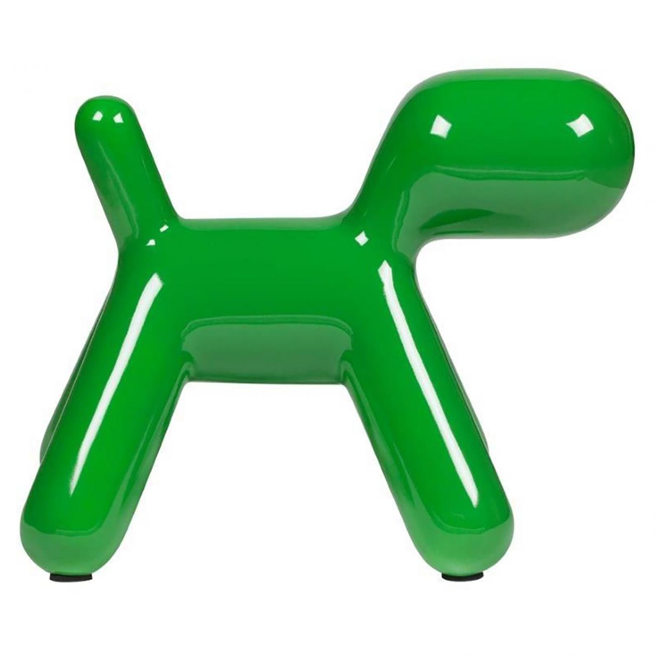 Купить Детское кресло Puppy Chair Small Green в интернет магазине дизайнерской мебели и аксессуаров для дома и дачи