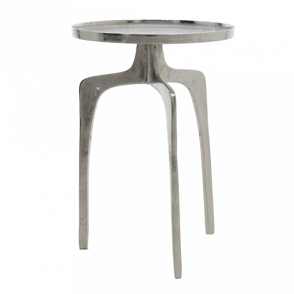 Стол Goly серебристого цвета